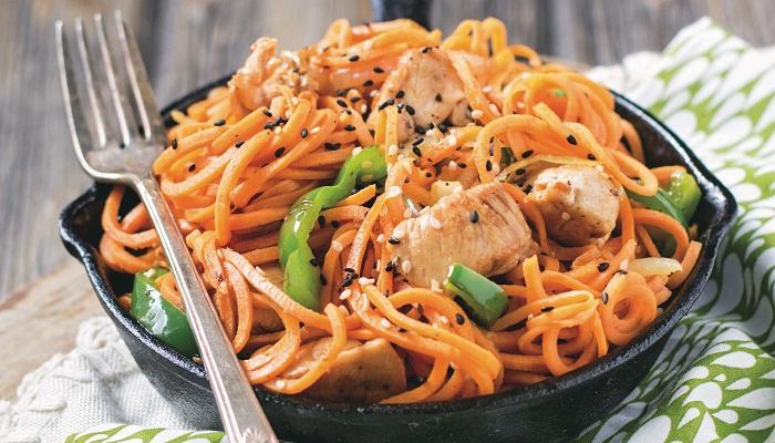 Ramen Chicken Noodle-Netmarkers