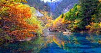 jiuzhai valley