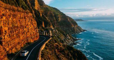 Chapman's Peak Drive, South Africa-netmarkers