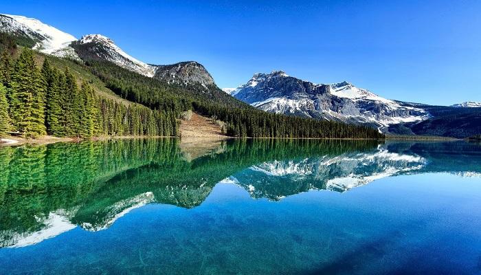 Canadian Rocky Mountain Parks netmarkers