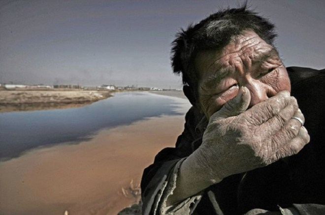 Polluted-yellow-river-Mongolia-netmarkers