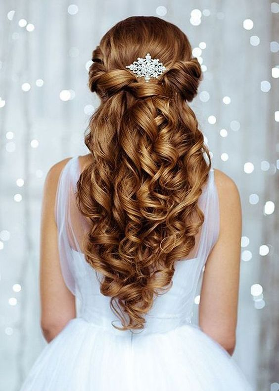 Sexy Hairstyles For Your Perfect Day-netmarkers