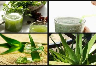 10 Amazing Benefits Of Aloe Vera Juice!