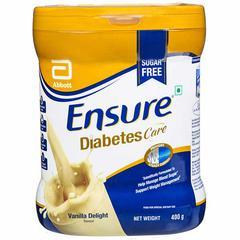 Buy Ensure Diabetes Care Powder - Vanilla Flavour 400 gm ...