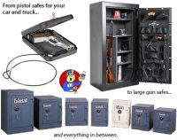 Safe Company Marietta GA | Gun Safes | Home | Pistol | Wall