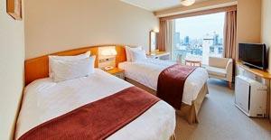 品川プリンスホテル客室