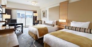 グランドプリンスホテル新高輪客室