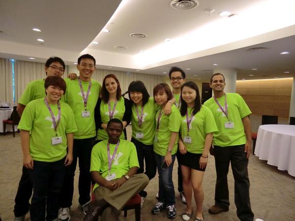 yIGF 2011 Singapore – NetMission Asia