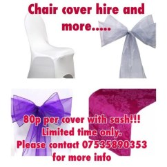 Chair Cover Hire Croydon Covers For Sale Perth And More Netmums