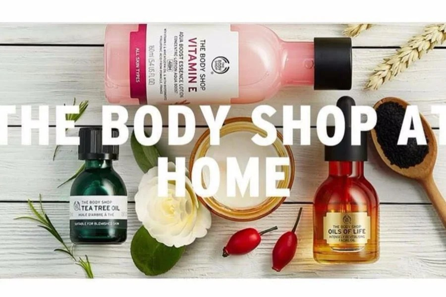 The Body Shop at Home  Natalie  Fundraise With Us North Hants  Netmums