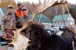 68 tommer moose nedlagt i USA