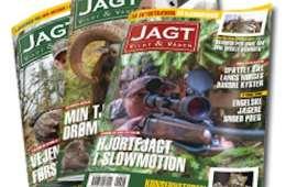 Rokade blandt de trykte jagtmedier