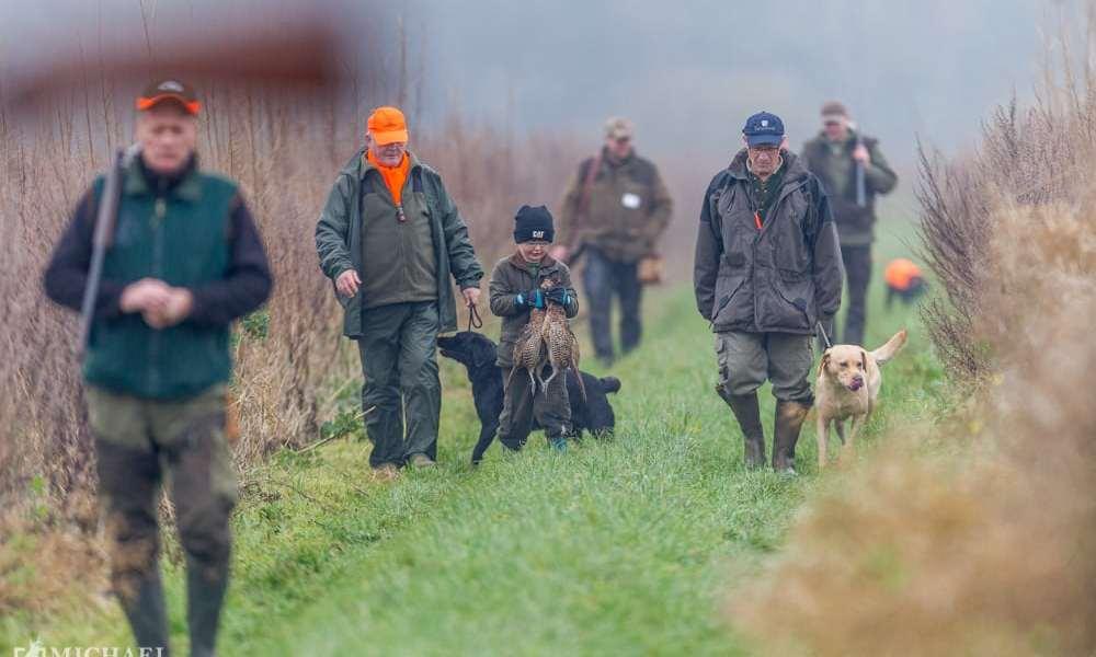Antallet af jægere støt stigende