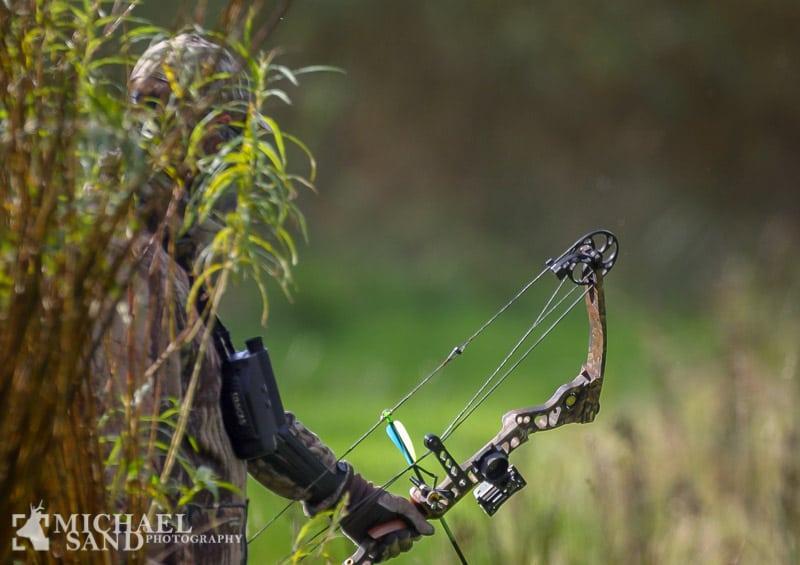 Jagt med bue og pil hitter