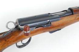 Fra kugleformet til konisk projektil