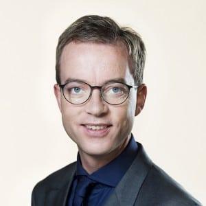 Esben Lunde Larsen ny miljø- og fødevareminister