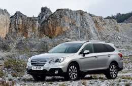 Subaru i prisregn
