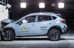 Subaru dokumenterer højeste sikkerhed