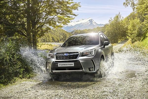 Subaru til kampagnepris