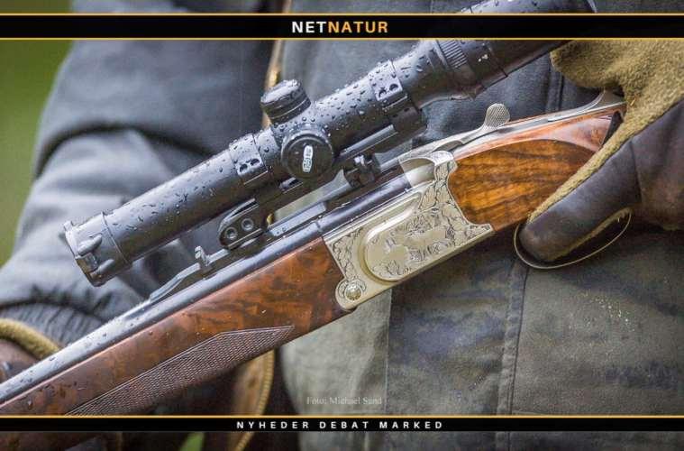 Våben i danske hjem