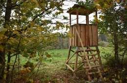 Jagttræ.dk klar med ny standard for anstandsjagttårne