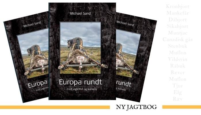 Ny jagtbog fra Michael Sand