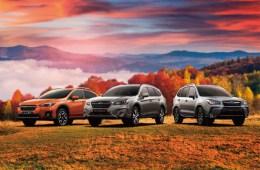 Bedste år nogensinde for Subaru