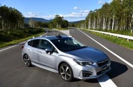 Subaru og sikkerhed i trafik