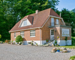 Ejendom med 39 ha jord ved Silkeborg