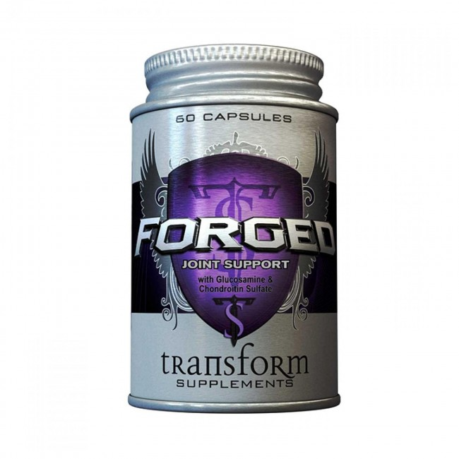 Forged Joint Repair 60 Capsules by Transform Supplements