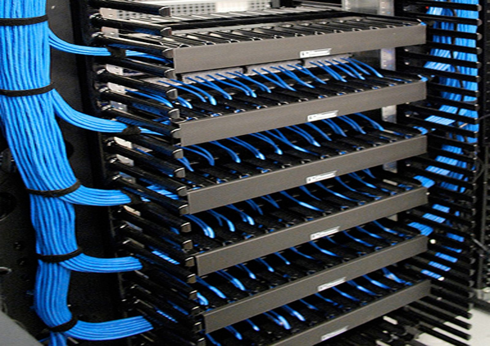 hight resolution of cabling structured cabling