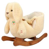 NEW BABY/TODDLER ROCKER ROCKING ANIMAL BUNNY CHAIR SEAT