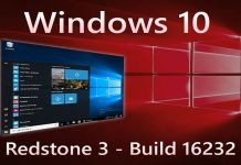 Windows 10 16232