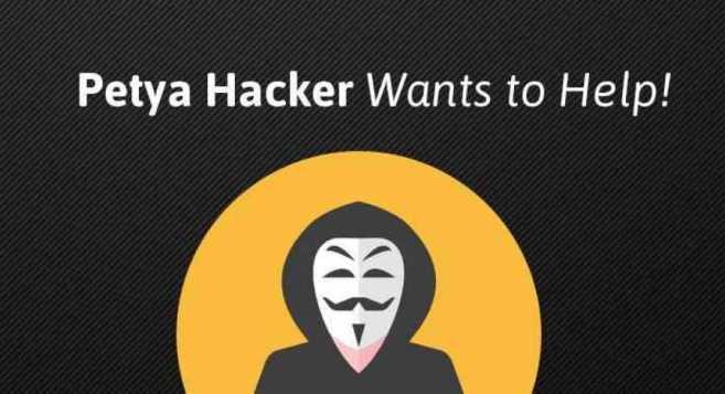 petya hackers