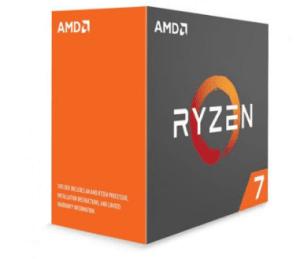 Mejor CPU VR: AMD Ryzen 7 1800X
