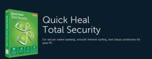 13. Quick Heal Total Security