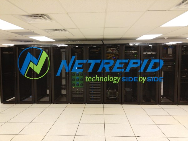 Colocation Infrastructure Application Hosting - Netrepid