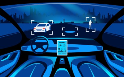 The five levels of driver autonomy