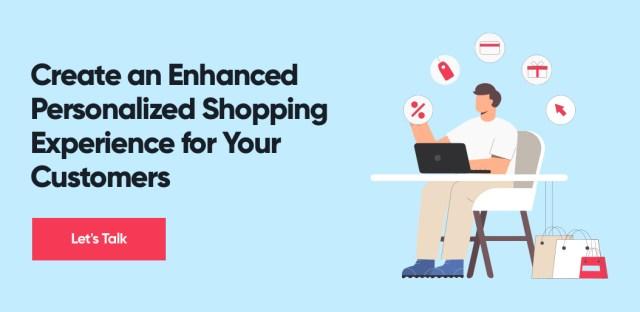 Contactez Net Solutions pour créer une expérience d'achat personnalisée améliorée pour vos clients