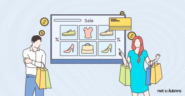 Types de personnalisation du commerce électronique
