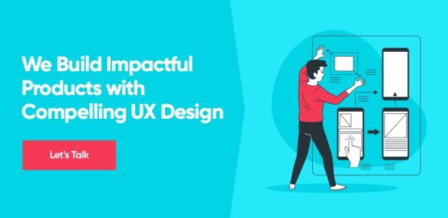 Contactez Net Solutions pour créer des produits percutants avec une conception UX convaincante