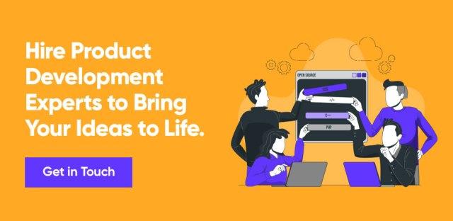 Contactez Net Solutions pour embaucher des experts en développement de produits