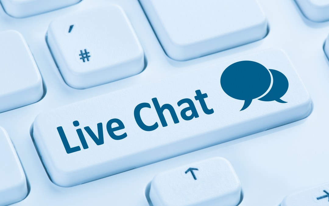 4 Great Reasons to Consider Adding Live Chat to Your Website