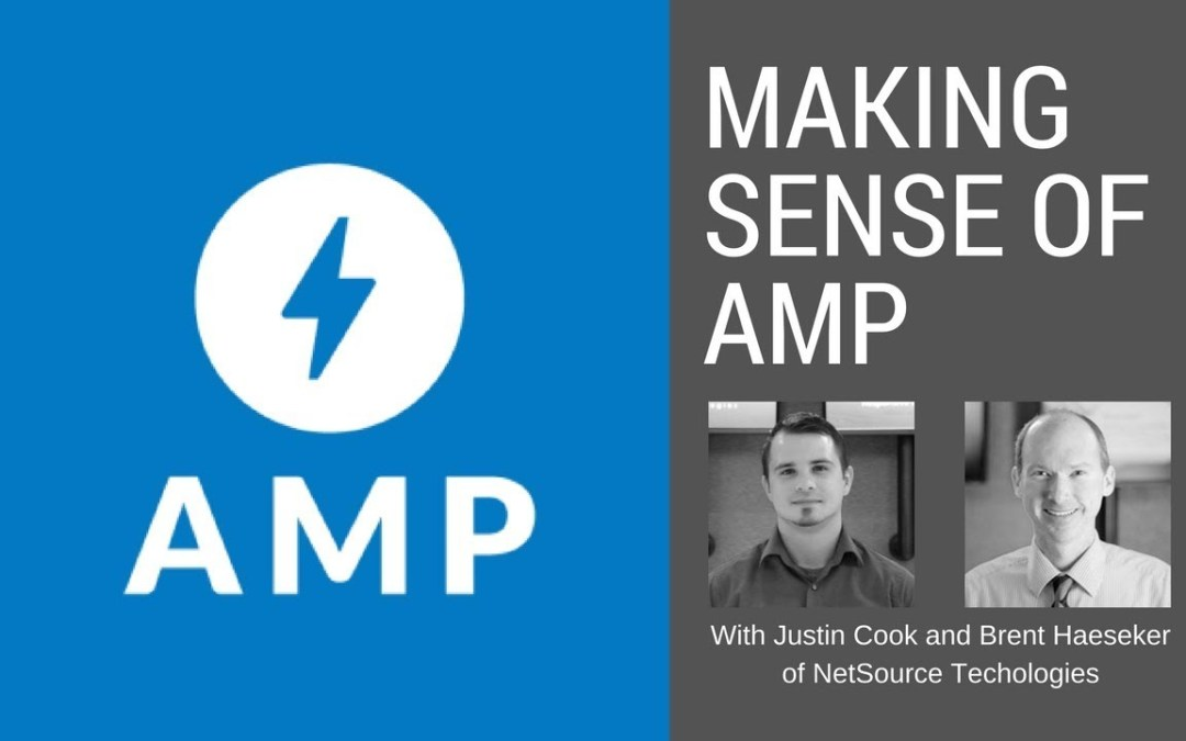 Video Series: Making Sense of AMP