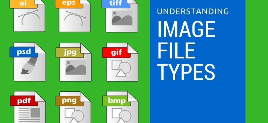 Image File Types Thumbnai