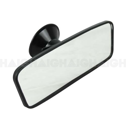 Interior Suction Cup Rear View Mirror