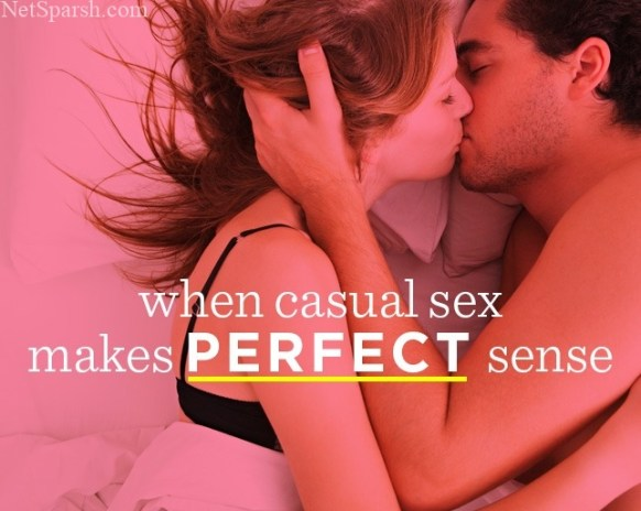 Casual sex: The latest trend