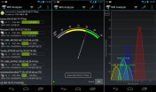 wifi android analyzer test