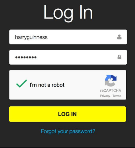 Hacking Snapchat by Entering Password