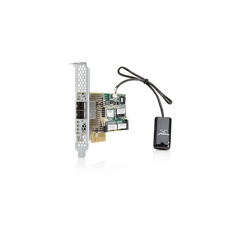 Hewlett Packard Enterprise Smart Array P431/4GB FBWC 12Gb